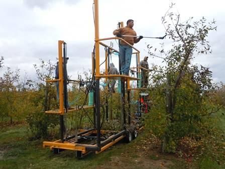 Air Pruning Equipment